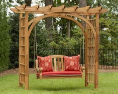 quality wooden swing seat and pergola pool landscaping quality wooden swing seat and pergola pool landscaping