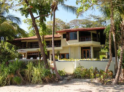 exclusive beachfront home in tambor for sale costa rica