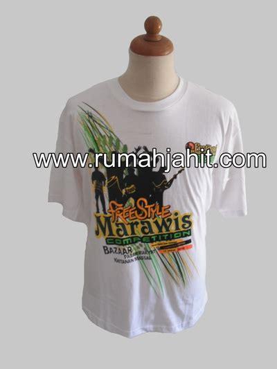 Tshirt Baju Kaos Crew model baju kaos crew marawis compesi 0217356891 mitra