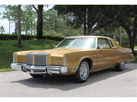 Classic Chrysler by Classic Chrysler Lebaron For Sale On Classiccars 8
