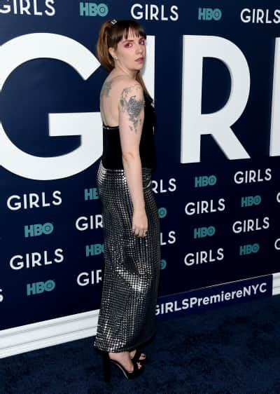 lena dunham diet lena dunham i lost weight on the donald trump diet the