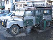 land rover darjeeling south where land rovers never die