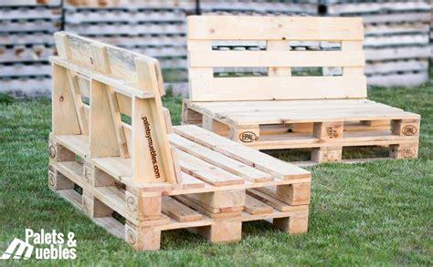 palets muebles sof 225 de palets para chill out palets y muebles