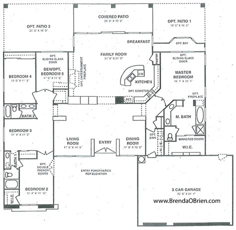 what is a great room floor plan floor plans with great rooms gurus floor