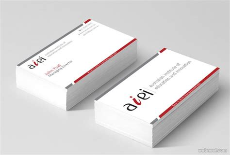 Resume Sample Creative by 50 Creative Corporate Business Card Design Examples
