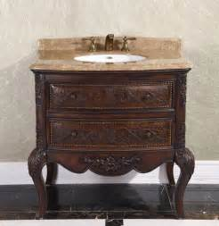 Sink Vanity Vintage Legion 36 Inch Vintage Single Bathroom Vanity Wb 1636l In