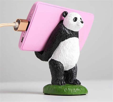 panda cell phone holder feelgift