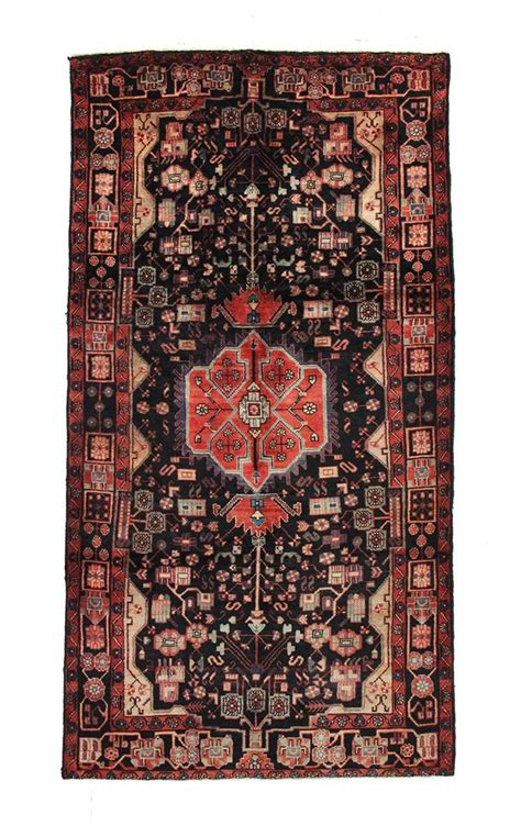 Handmade Rugs Uk - traditional antique wool 290x155 handmade rugs