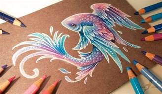 color drawing 20 stunning color pencil drawings and illustrations by
