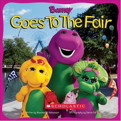 Go Barneys The Fall Barney Color by Compare Barney S Color Vs Barney Goes To The Fair
