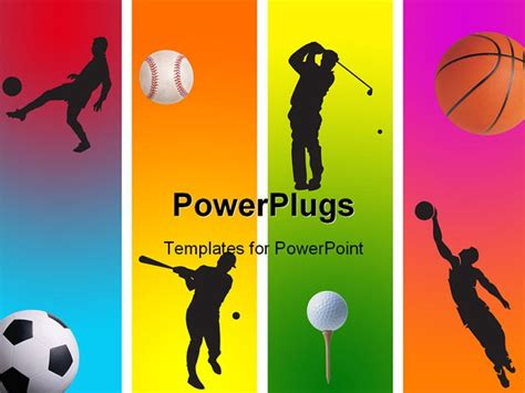 Sport Powerpoint Templates Sports Powerpoint Templates Free Powerpoint Presentation Templates Baseball Powerpoint Template Free