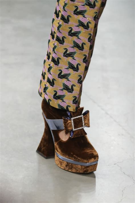 Gucci Keong Bag 16 cutest shoe trends of 2017 from wedges to slides to boots