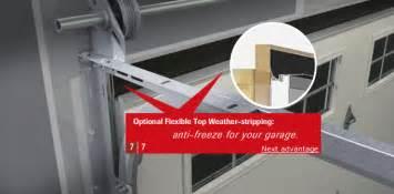 Weather Stripping Around Garage Door Weatherseals For Garage Doors Door Accessories Bottom Seals Repair Garaga