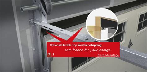 Overhead Door Weather Stripping Weatherseals For Garage Doors Door Accessories Bottom Seals Repair Garaga