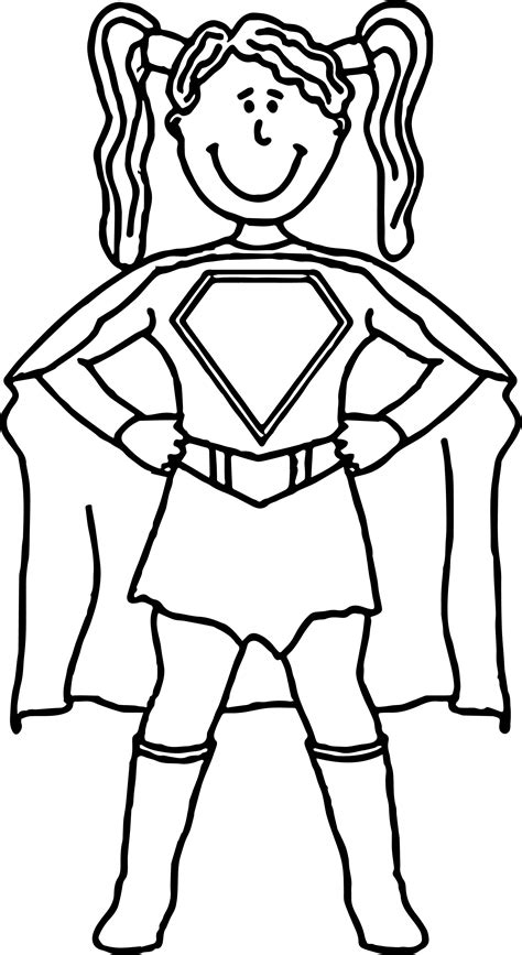 black female superhero coloring pages coloring pages