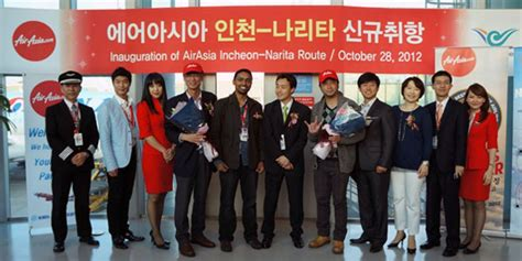 airasia korea airasia japan goes south korea adds services to seoul incheon
