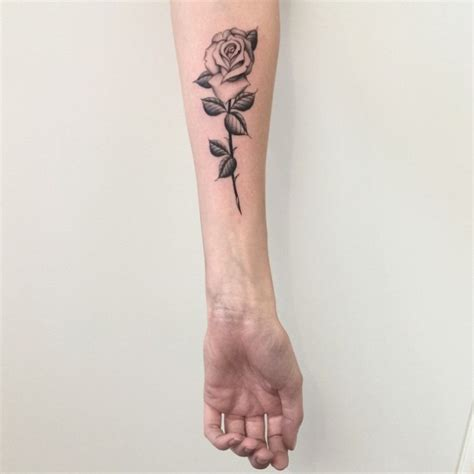 tattoo arm simple simple minimal rose arm tattoo minimal tattoos