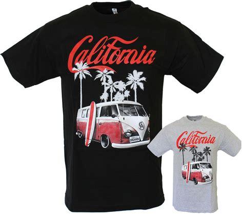T Shirt Tshirt T Shirt Surfing Kaos Skate Maternal A6077 california dreamin surf vw palm trees surfer skate surfing s t shirt ebay