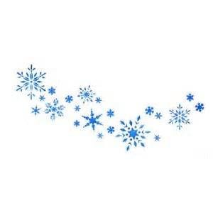 Christmas Decorations On Sale American Home Stencils Christmas Snowflakes Polyvore