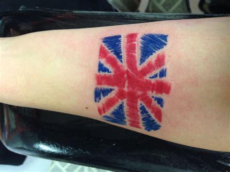 union jack tattoo union tatts union