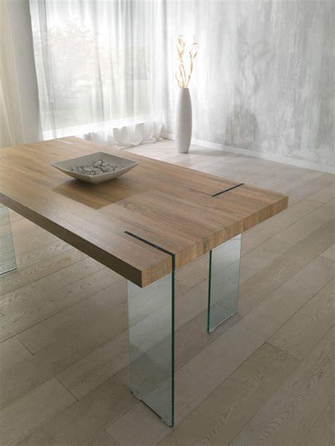 tavoli di design in cristallo tavoli design