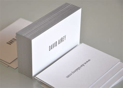 Luxe Business Cards