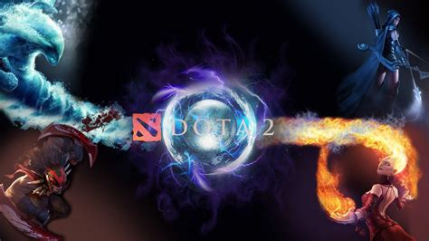 dota 2 wallpaper on pc dota 2 wallpapers wallpaper cave
