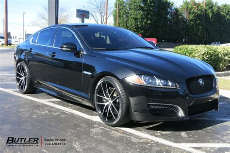 jaguars niche jaguar xf with 20in niche targa wheels exclusively from