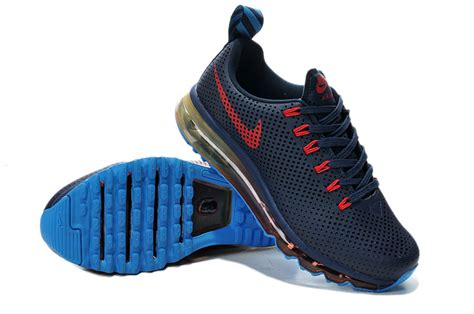 Nike Air Max 2014 Bluered P 1060 by Nike Air Max Motion 2014 Blue Shoes Nike2090