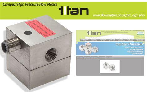 high pressure flow meter compact high pressure flow meter options