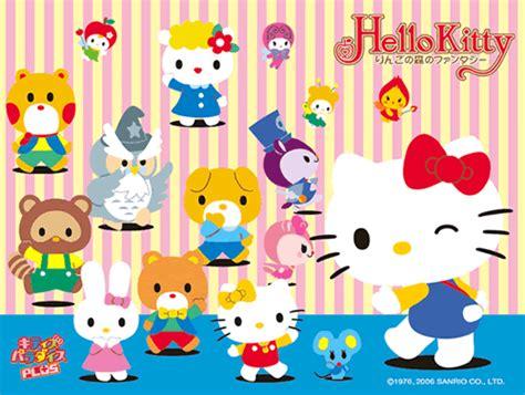 imagenes hello kitty y sus amigos hello kitty y sus amigos imagui