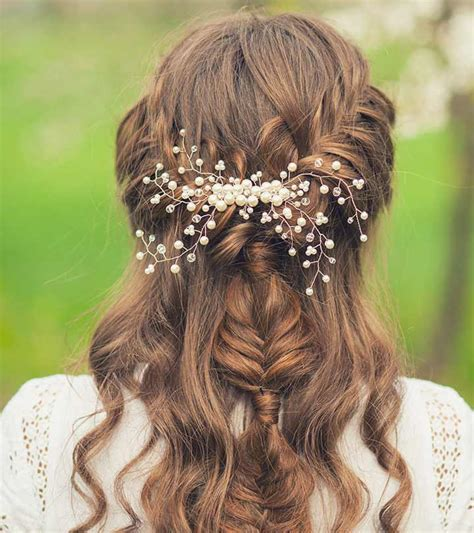 Simple Wedding Hairstyles For Curly Hair by Diy Wedding Hairstyles For Curly Hair Diy Projects