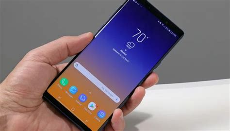 Samsung Galaxy S10 Or Note 9 by After Samsung Galaxy Note 9 Samsung To Launch Galaxy S10 Early Next Year Sci Tech Thenews