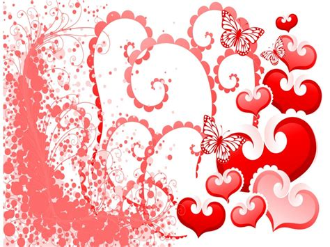 valentines day bj valentines day background powerpointhintergrund