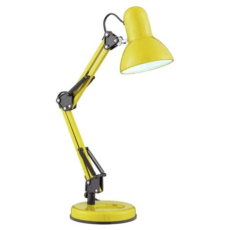 Yellow Desk Lamp Retro Task Lamp Bright Yellow Desk Lamp Table Lamp Au