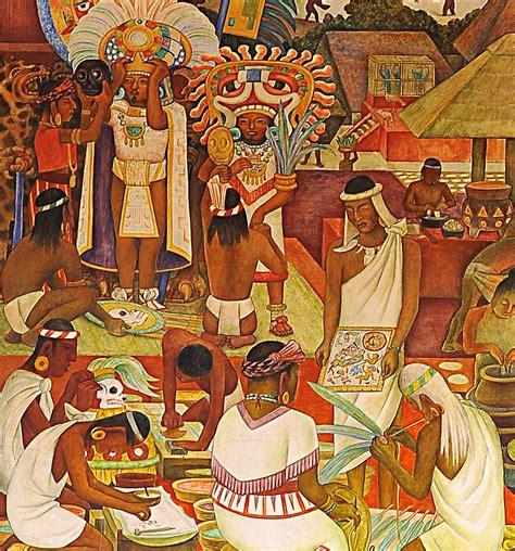 imagenes mitologicas yahoo 21 murales de diego rivera la cultura zapoteca