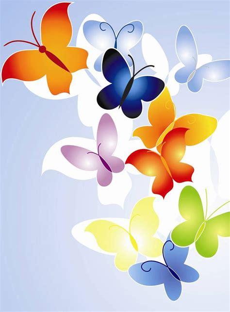 imagenes de mariposas a color dibujos a color mariposas en color