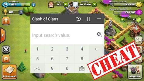 tutorial to hack clash of clans clash of clans hack gold 2017 clash of clans online hack
