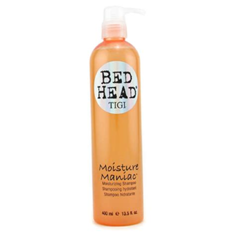 bed head moisture maniac bed head moisture maniac shoo by tigi perfume emporium hair care