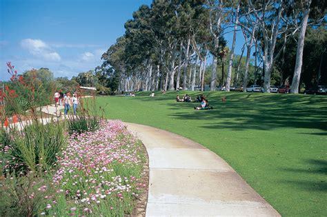 park botanic gardens perth perth city park tours