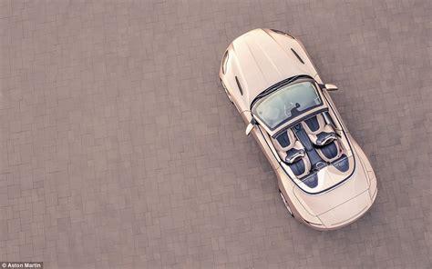 www volante it aston martin db11 volante v8 revealed daily mail