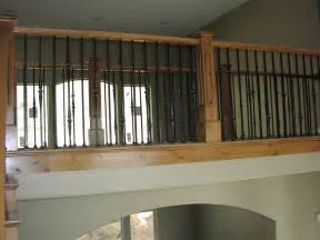 Metal Banisters And Railings Stairs And Railing On Pinterest Stair Railing Railings