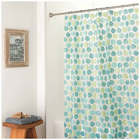big lots shower curtains view living colors heavy weight peva vinyl printed shower