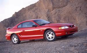 1996 Ford Mustang Gt Specs Car And Driver