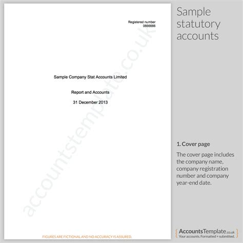 Companies House Abbreviated Accounts Template Download Statutory Accounts Proft And Loss Abbreviated Business Plan Template