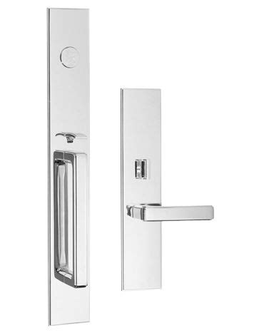 Contemporary Exterior Door Handles 25 Best Images About Mid Century Modern Entryway Knobs And Ecutcheons On Pinterest Entry