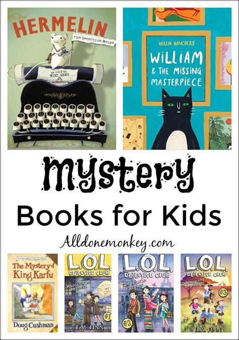 mystery picture book mystery books for all done monkey