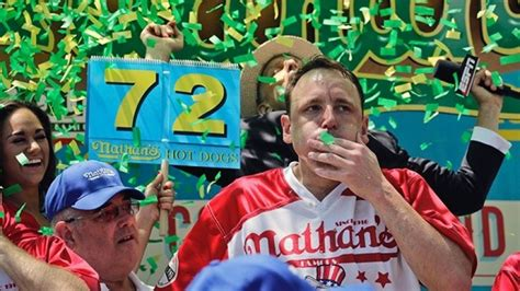 can dogs eat chestnuts joey chestnut wins another contest z103 5