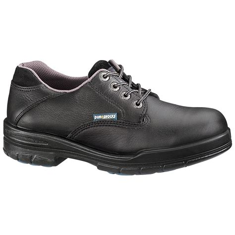wolverine oxford shoes wolverine 174 s durashocks 174 steel toe eh oxfords black