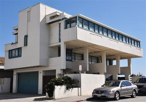 lovell beach house california mid century modern residential buildings roadsidearchitecture com